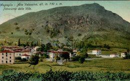 Magreglio - Viaggiata 1912 (2 Foto) - Como