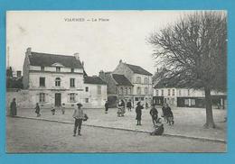 CPA La Place VIARMES  95