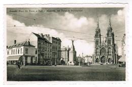 Oostende, Ostende, Edit Gegy, Place SS Pierre Et Paul, SS Pieter En Paulusplein (pk32334) - Oostende