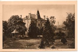 54. Champigneulles. Les Grandes Brasseries Et Malteries. Pavillon Du Conseil D'administration - Andere Gemeenten