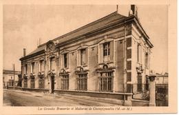 54. Champigneulles. Les Grandes Brasseries Et Malteries. Bureaux Des Services Administratifs - Andere Gemeenten