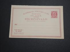 ISLANDE - Entier Postal Non Voyagé - A Voir - L 6008 - Entiers Postaux