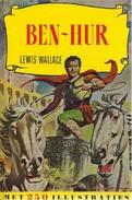 BEN-HUR  - LEWIS WALLACE - HEROÏCA - BIBLIOTHEEK N° 3 Groene Editie - 1e Druk - Jeugd