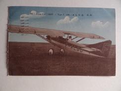 AVION CAUDRON Type C.109 F A.L.G.Q. D.D. Aviation Civile - 1919-1938: Entre Guerres