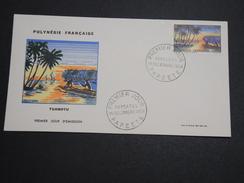 POLYNÉSIE - Enveloppe FDC En 1964 , Tuamotou - A Voir - L 6015 - FDC