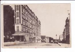 CP RARE - PARIS - Le Boulevard Serrurier - Le CLAIRON DE LA MOUZAIA - Pubs, Hotels, Restaurants