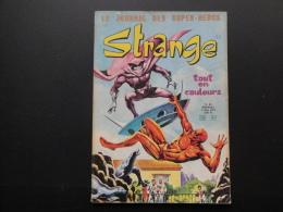 Strange  N° 53  Collection Lug  Bon état - Strange