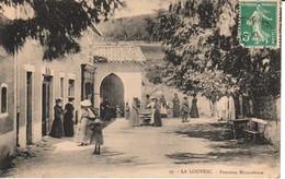 07LOU2- LA LOUVESC - Fontaine Miraculeuse - La Louvesc