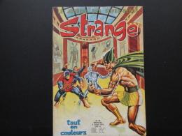 Strange  N° 55  Collection Lug  Bon état - Strange