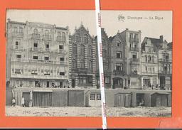 WENDUYNE  -  La Digue  -  1923 - Wenduine