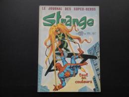 Strange  N° 59  Collection Lug  Bon état - Strange