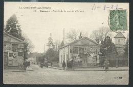 Beaune-Entrée De La Rue Du Château - Obf0609 - Beaune