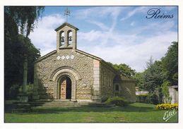 1 AK Frankreich * Die Kapelle Foujita In Reims - Département Marne - Reims