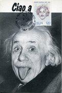 17517 Italia, Maximum 1980 Albert Einstein,
