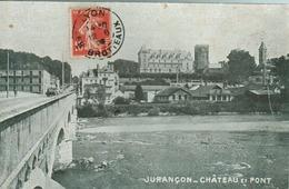 Jurancon - Château Et Pont
