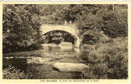 DAVERDISSE   ----   Le Pont Des Barbouillons Sur La Lesse - Daverdisse