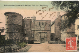 42. Saint Marcel De Félines. Le Chateau - France