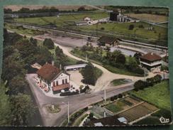 FOULAIN - Vue Aérienne - Le Quartier Gare Et L'Hotel De La Gare - Sonstige Gemeinden
