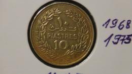 Lebanon - 1972 - 10 Piastres - KM 26 - VF - Libanon