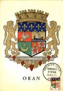 ALGERIE - Premier Jour Oran - P21235 - Algérie (1924-1962)