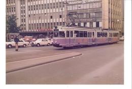 Photo Originale-Foto Tram Strassenbahn Tramway-1979-Dortmund-Hörde-Linie 1-TW 52-dim.12,2x8,8 Cm - Trains