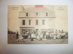 5bci - CPA N°517 - PORSPODER - Hôtel Du Bon Accueil - [29] - Finistère - - Trégunc