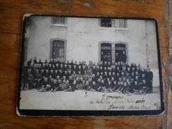 Srbska Vojska  1916 Militaria WW1 II Compagne Du Bataillon Universitare Serbe Jausiers Basses  1916 /17 - Serbie
