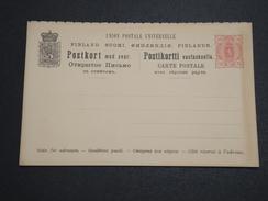FINLANDE - Entier Postal Non Voyagé - A Voir - L 6035 - Finlande