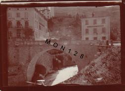 SUISSE - LES GRISONS - TIEFENCASTEL - PHOTO 9,5x7 Cm - Photos