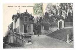 MEYZIEU  (cpa 69)   No 380 - Entrée Du Château -    - L 1 - Meyzieu