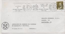 3041    Carta Barcelona  Dr Ignacio Barraquer, 1984 - 1931-Tegenwoordig: 2de Rep. - ...Juan Carlos I