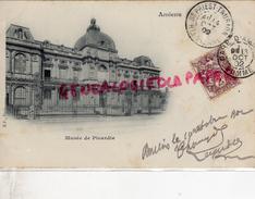 80 - AMIENS - MUSEE DE PICARDIE - CARTE PRECURSEUR 1902 - Amiens