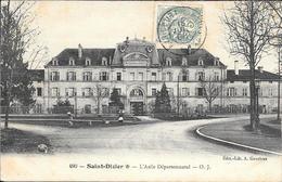 ST DIZIER ASILE DEPARTEMENTAL - Saint Dizier