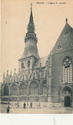 HASSELT - L'EGLISE ST. QUENTIN - Hasselt