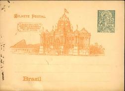 BRESIL - Entier Postal Illustré Non Voyagé - A Voir - L 6056 - Entiers Postaux