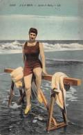 THEME BAINS DE MER / A La Mer - Après Le Bain - Other