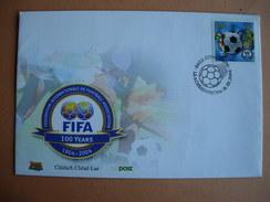 Irlande 2004. 1580 FDC: 100 Ans De La FIFA. Centenary FIFA.