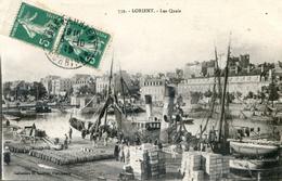 56 - Lorient - Les Quais - Lorient
