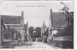 Pas-de-Calais - Fosseux - Rue De L'église - Autres Communes