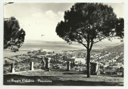 REGGIO CALABRIA  - PANORAMA   VIAGGIATA  FG - Reggio Calabria