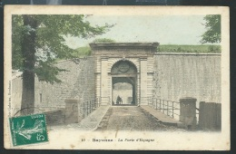 Bayonne - La Porte D'espagne  Obf0676 - Bayonne
