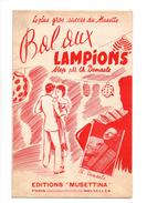 Partition Bal Aux Lampions Step Par Ch. Demaele Piano-accordéon - Saxo Alto - Trombone UT - Trompette - Accordéon-violon - Musique & Instruments