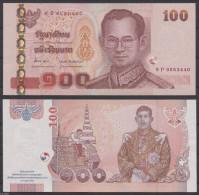 Thailand 100 Baht 2012 Pick NEW UNC Commemorative - Thailand