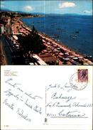 4553a)cartolina   Formia Prov Latina Spiaggia Di Vindicio-aterocca Terni - Latina
