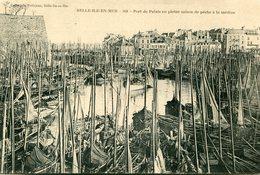 BELLE ILE EN MER(BATEAU DE PECHE) - Belle Ile En Mer