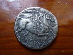 """Collection BP """"Le Trésor Des Monnaies Antiques"""" N°VIII - Carthage - Décadrachme IIIe S. AV JC. - Tokens & Medals"""