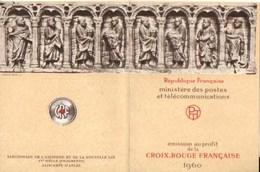 Carnet Croix Rouge 1960 CHARITE DE SAINT MARTIN - Carnets