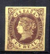 Sello Nº 61  España - 1850-68 Kingdom: Isabella II