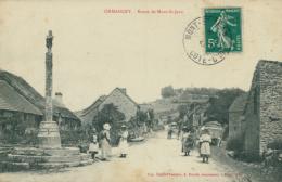 21 ORMANCEY / Route De Mont Saint Jean / - France