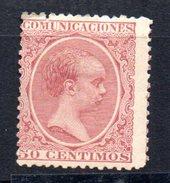 Sello Nº 224  España - 1889-1931 Reino: Alfonso XIII